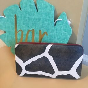 Handbags - Animal Print Billfold Wallet